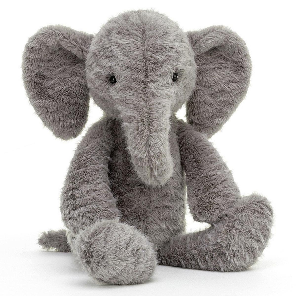 Peluche Rolie Polie Elephant Peluche Eléphant 32 cm