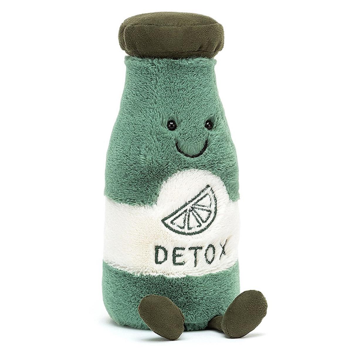 Peluche Amuseable Juice Detox Peluche Jus Détox 19 cm