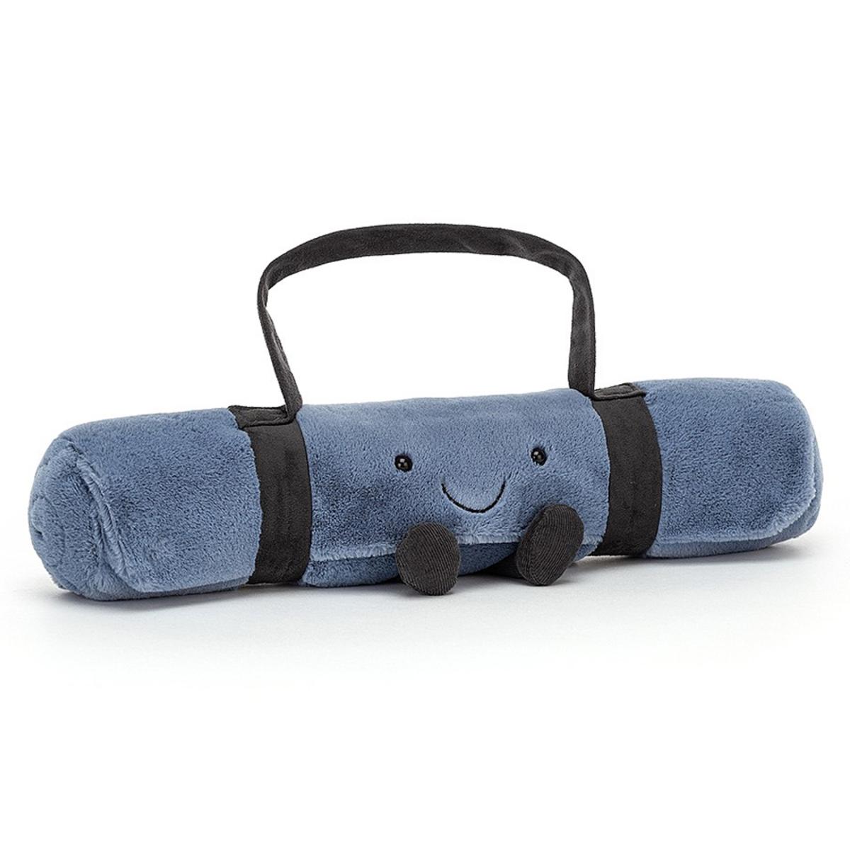 Peluche Amuseable Yoga Mat Peluche Tapis de Yoga 37 cm