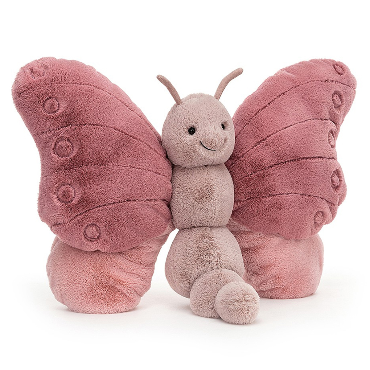 Peluche Beatrice Butterfly - Huge Peluche Papillon 52 cm