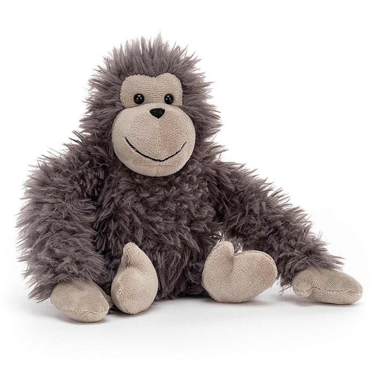 Peluche Bonbon Gorilla Peluche Gorille 19 cm