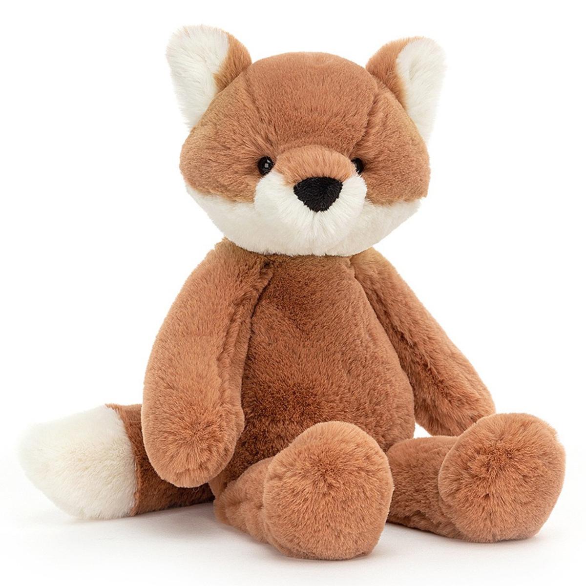 Peluche Beckett Fox - Medium Peluche Renard 31 cm