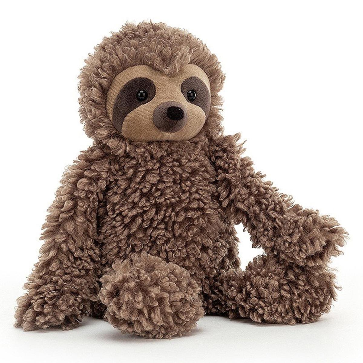 Peluche Cicero Sloth Peluche Paresseux 34 cm