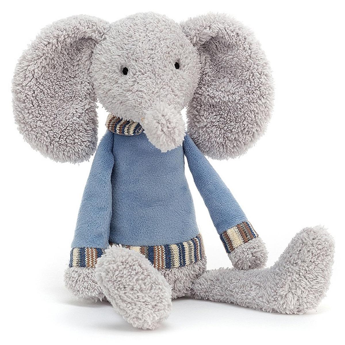 Peluche Lingley Elephant Peluche Eléphant 29 cm