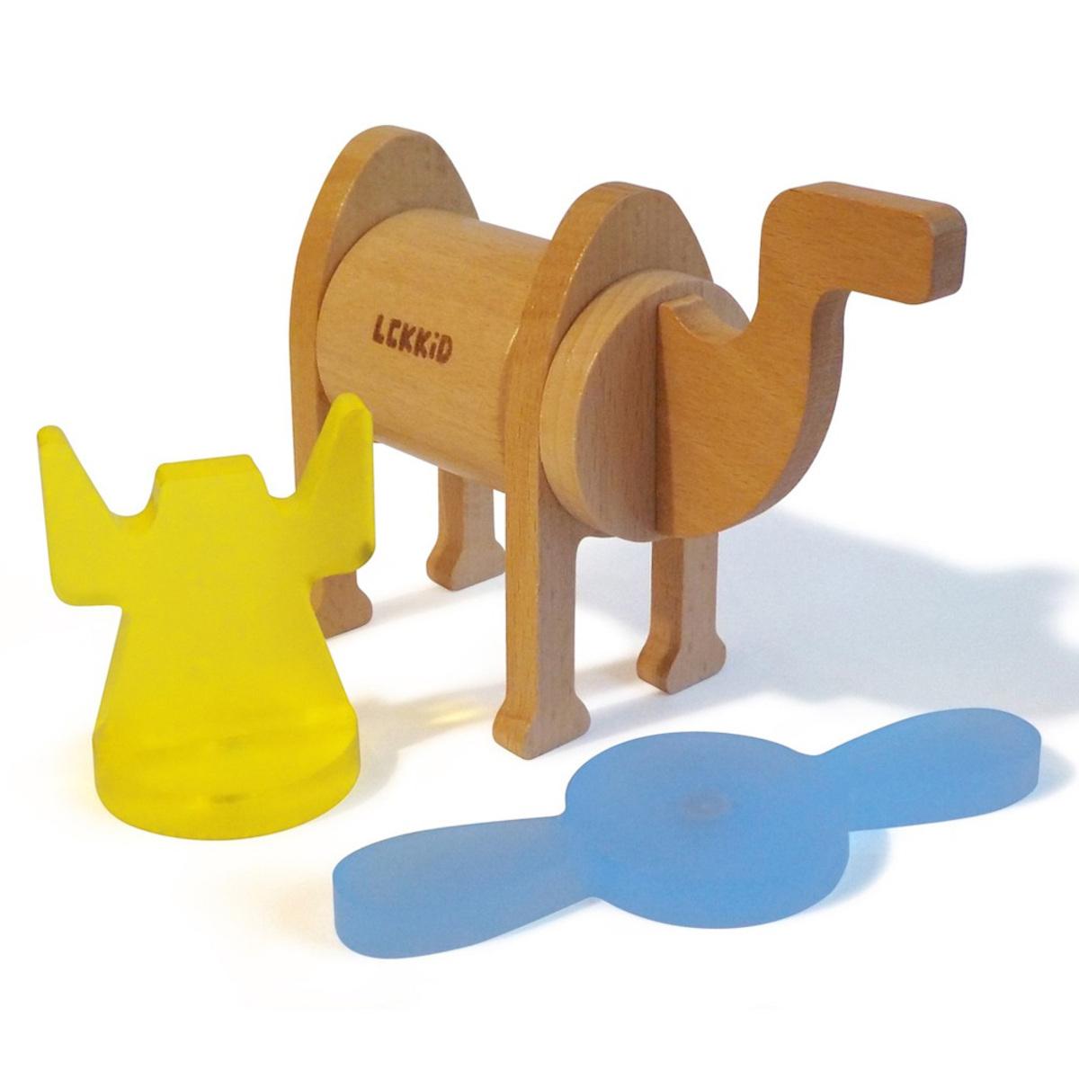 Mes premiers jouets Chameau Aimanté à Assembler Chameau Aimanté à Assembler