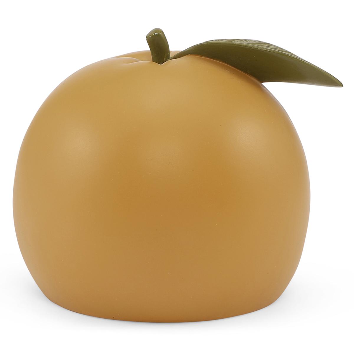 Veilleuse Veilleuse Orange Veilleuse Orange