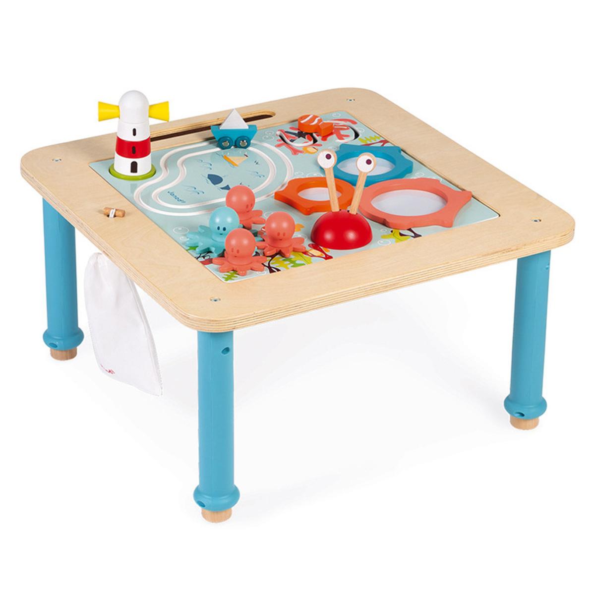 Mes premiers jouets Table d'Activités Evolutive Table d'Activités Evolutive