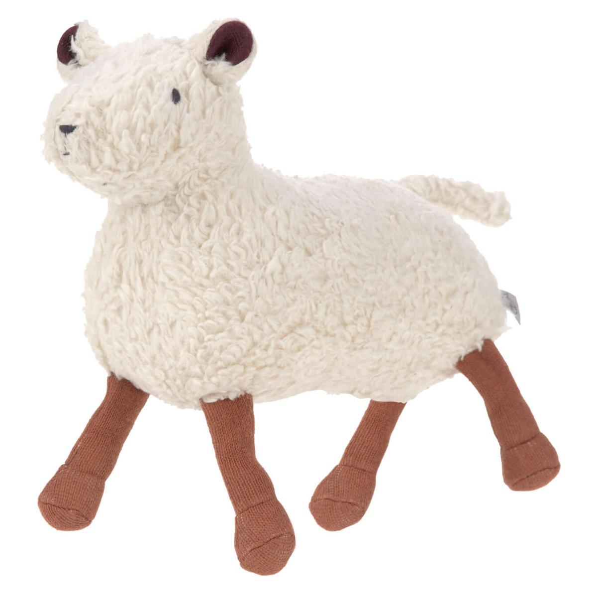 Peluche Peluche Audio Bluetooth Tiny Farmer Mouton Peluche Mouton 21 cm