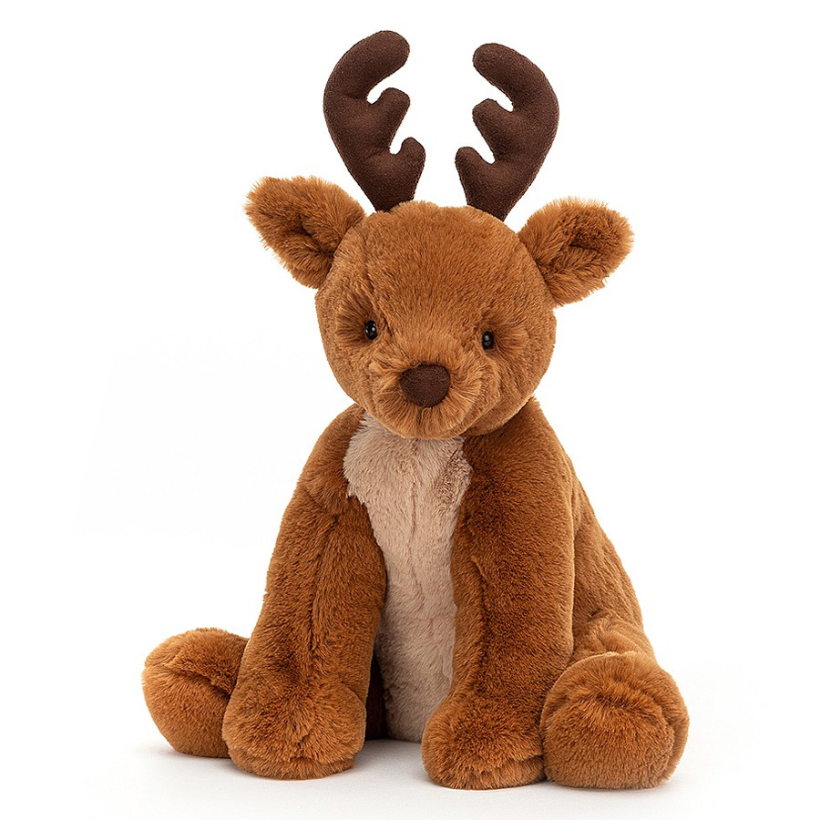 Peluche Remi Reindeer - Medium Peluche Renne 25 cm
