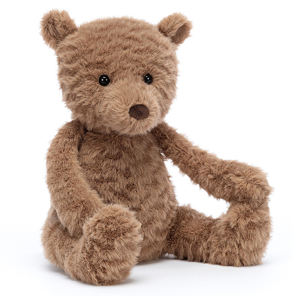 Peluche Cocoa Bear - Medium Peluche Ours 30 cm