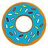 Silli Chews Jouet de Dentition Donut - Bleu