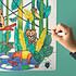 Avis Vaisselle & Couvert Set de Table à Colorier et ses 5 feutres - Wildlife