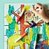 Acheter Vaisselle & Couvert Set de Table à Colorier et ses 5 feutres - Wildlife