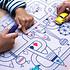 Avis Vaisselle & Couvert Set de Table à Colorier et ses 5 feutres - City Aventure