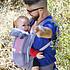 Love Radius Porte-bébé PhysioCarrier et Booster Pack - Gris