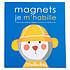 Moulin Roty Jeu Magnétique Je m'Habille - Les Popipop