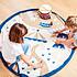 Rangement jouet Play&Go Sac à Jouet Ø 140 cm - Cirque