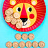 Acheter Omm Design Assiette Lion par Ingela P. Arrhenius