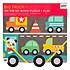 Avis Petit Collage Puzzle en Bois Les Gros Camions