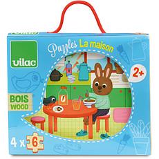 Achat Mes premiers jouets Puzzles La Maison