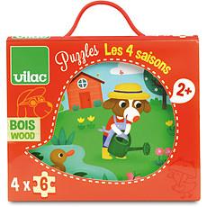 Achat Mes premiers jouets Puzzles Les 4 saisons