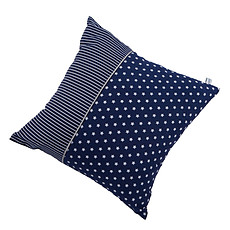 Achat Coussin Petit coussin 40 x 40 cm Blue with white star