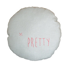 Achat Coussin Coussin à mot Pretty CUSHIONS Words