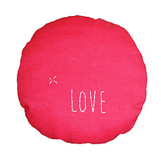 Achat Coussin Coussin à mot Love CUSHIONS Words