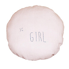 Achat Coussin Coussin à mot Girl CUSHIONS Words