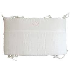 Achat Linge de lit Tour de lit Blanc Poudre BABY BIRD