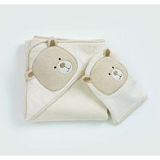Achat Linge & Sortie de bain Serviette et gant de toilette Hug Me Bear