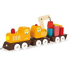 Achat Mes premiers jouets Train Grue Multi Colors