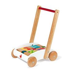 Achat Trotteur & Porteur Chariot de marche Mini Buggy I Wood