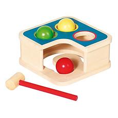 Achat Mes premiers jouets Banc à Marteler et Toboggan à Boules