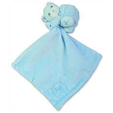 Achat Doudou Doudou Calin Bleu - Perle
