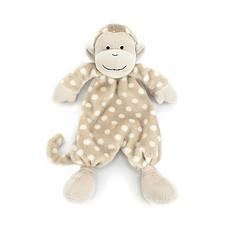 Achat Doudou Montie Monkey Boubou - Doudou Singe 23 cm