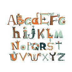 Achat Sticker Stickers Muraux L'alphabet des pirates - Marin