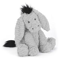 Achat Peluche Fuddlewuddle Donkey - Peluche âne 23 cm
