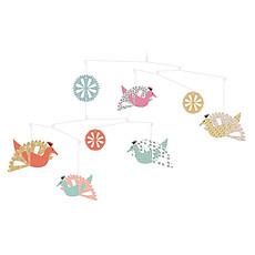 Achat Mobile Mobile papier Paons - Fleur