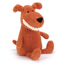 Achat Peluche Toothy Mutt Large