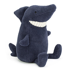 Achat Peluche Toothy Shark - Large