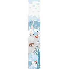 Achat Sticker Lé de papier peint Douceur d'automne - Céleste