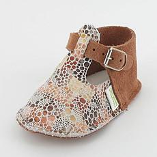 Achat OUTLET Chaussures à boucle CROISEUR - marron