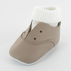 Achat Outlet Chausson avec chaussette Dida - taupe