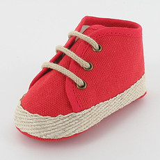 Achat Chaussons & Chaussures Basket DEPART 0-3 mois - rouge