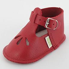 Achat Outlet Chaussures à boucle CROISEUR - rouge