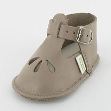 Achat Outlet Chaussures à boucle CROISEUR 0-3 mois - taupe