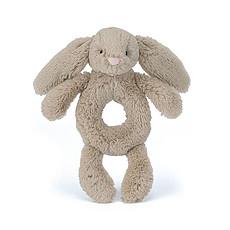 Achat Hochet Bashful Bunny Grabber - Hochet Lapin 18 cm