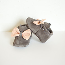 Achat Chaussons & Chaussettes Chaussons en velours MARSHMALLOWS 18-24 mois