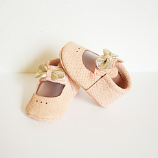 Achat Chaussons & Chaussettes Chaussons en velours JUSTINE 18-24 mois